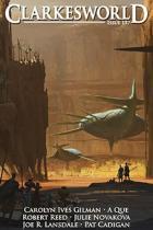 Clarkesworld 137, Titelbild, Rezension