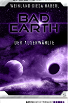 Bad Earth 5, Der Auserwählte, Cover
