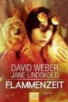 Flammenzeit, David Weber, Rezension, Titelbild