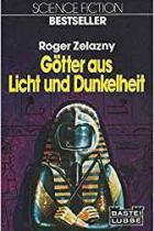 Götter aus Licht und Dunkelheit, Titelbild, Rezension