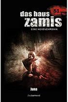 Das Haus Zamis 51, Roman, Titelbild
