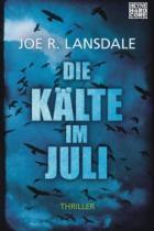 Die Kälte im Juli, Joe Lansdale, Rezension, Thomas Harbach