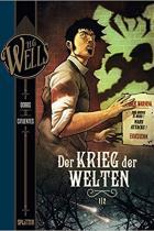 Krieg der Welten, Comic, Band 1, Titelbild