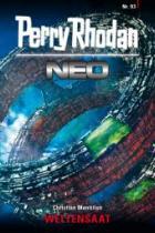 Perry Rhodan Neo 93, Weltensaat, Montillon, Harbach