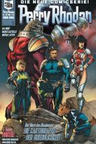 Perry Rhodan Comic 1, Kai Hirdt, Thomas Harbach, Rezension