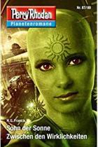 PR Planetenroman 87/88, Titelbild, Rezension