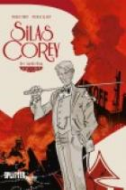 Silas Corey, Band 1, Titelbild, Rezension