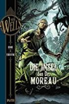 Die Insel des Dr. Moreau, Titelbild, Rezension