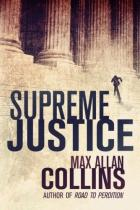 Supreme Justice, Titelbild, Rezension