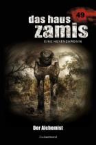 Das Haus Zamis 49, Der Alchemist, Titelbild, Rezension