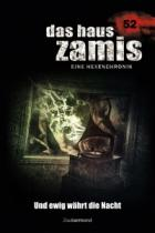 Das Haus Zamis 52, Titelbild, Rezension