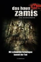 Das Haus Zamis 44, Cover