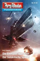 Zaubermond, Perry Rhodan Planetenroman 41/42, H.G. Francis