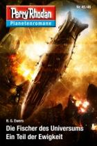 Perry Rhodan Planetenroman 45/46, H.G. Ewers, Rezension, Titelbild