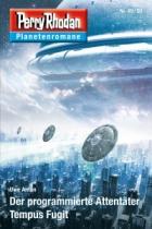 Perry Rhodan Planetenroman 49/50, Titelbild, Rezension