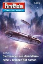 Perry Rhodan Planetenroman 51/52 Titelbild, Rezension