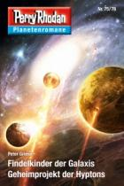 Perry Rhodan Planetenroman 75/76, Titelbild, Rezension