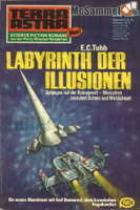 E.C. Tubb, Labyrinth der Illusionen, Rezension, Titelbild