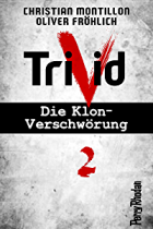 Perry Rhodan Trivid Band 2, Titelbild, Rezension
