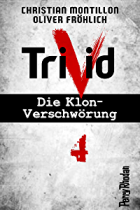 Perry Rhodan Trivid Band 4, Titelbild, Rezension