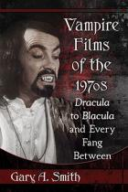 Vampire Films of the 1970s , Titelbild, Rezension