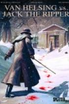 van Helsing vs. Jack the Ripper, Splitter Comic, Rezension, Thomas Harbach