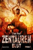 Zentauren, Zentaurenblut, Thomas Harbach, Rezension