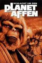Schlacht um den Planet der Affen Cover