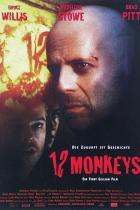 12 Monkeys Filmposter