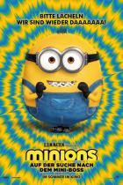 Minions - Auf der Suche nach dem Mini-Boss Poster