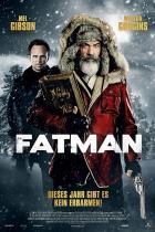 Fatman Poster Mel Gibson