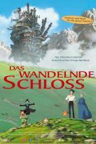 Das wandelnde Schloss Filmposter