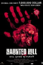 Haunted Hill Filmposter