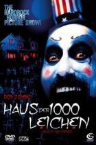 Haus der 1000 Leichen Filmposter
