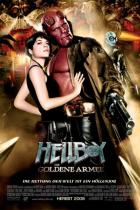 Hellboy - Die Goldene Armee Filmposter