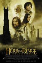 Der Herr der Ringe Die Zwei Türme Filmposter