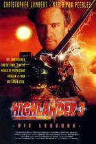 Highlander 3 Filmposter