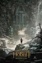 Der Hobbit Smaugs Einöde Filmposter