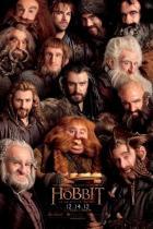Der Hobbit Eine unerwartete Reise Filmposter