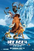 Ice Age 4 Filmposter