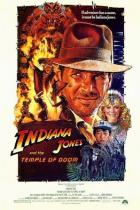Indiana Jones Tempel des Todes Filmposter