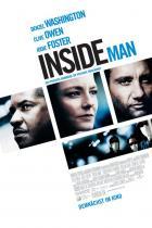 Inside Man Filmposter