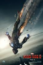 Iron Man 3 Filmposter
