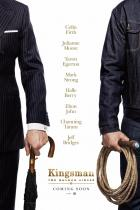 Kingsman 2: The Golden Circle Poster