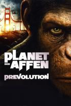 Planet der Affen: Prevolution (2011) Filmposter