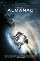 Project Almanac Filmposter
