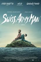 Filmposter Swiss Army Man