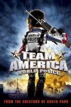 Team America Filmposter