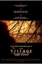 The Village - Das Dorf Filmposter