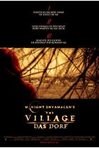The Village - Das Dorf Filmposter